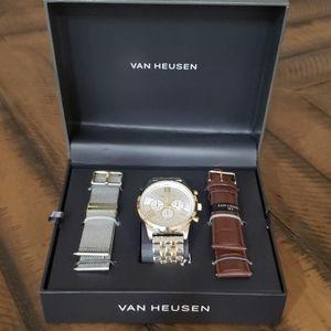 Van Heusen watch set